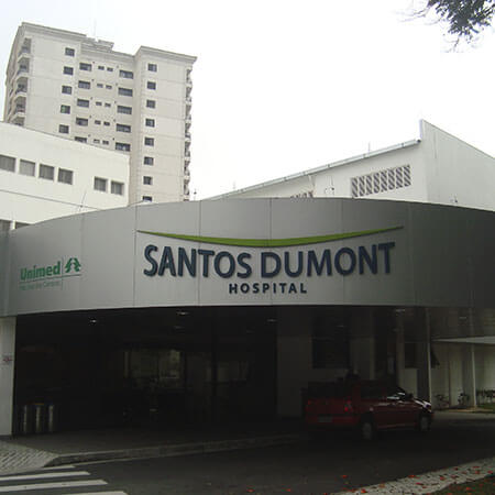 Hospital Unimed SJC – Santos Dummond